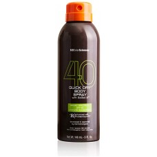 Quick Dry Body Spray SPF 40