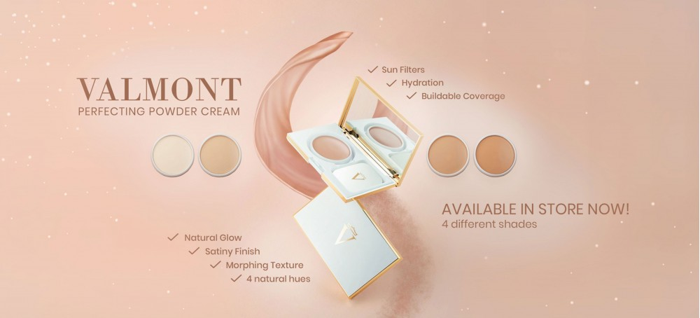 Valmont Perfecting Powder