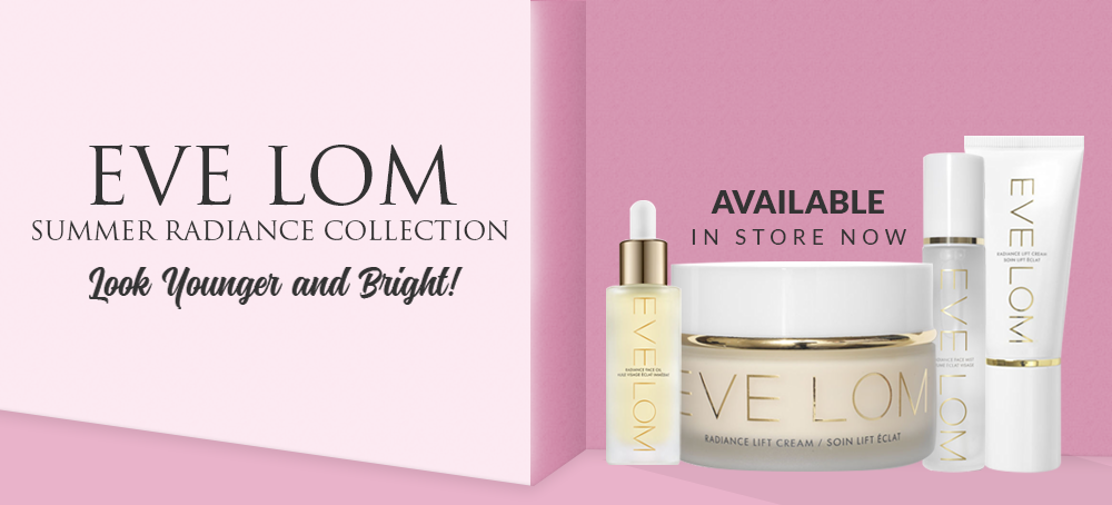 EVE LOM Summer Radiance Collection