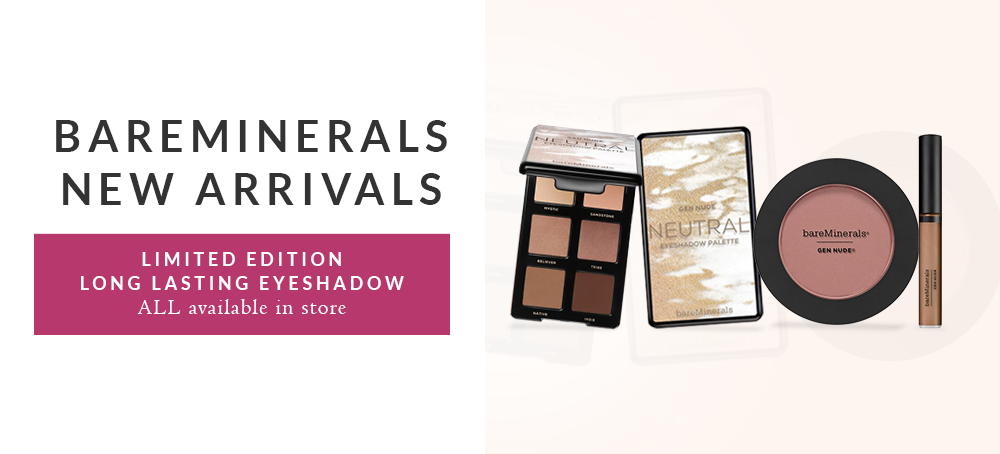 BAREMINERALS New Arrivals