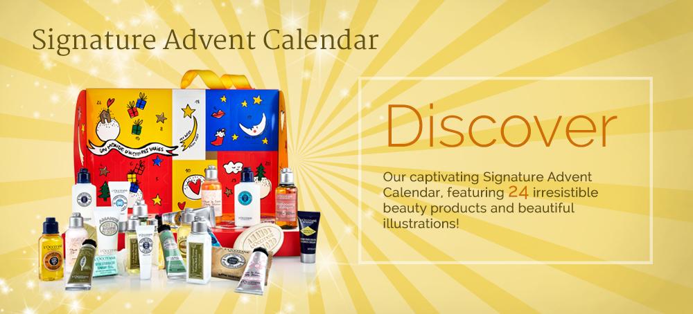 Signature Advent Calendar